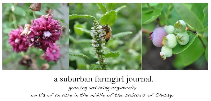 Suburban farmergirl