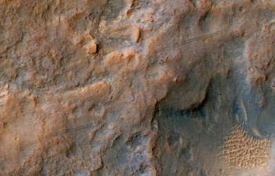 SPACE-US-MARS-ROVER-TRACKS