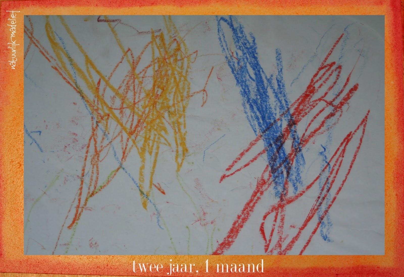Natuurlijk Madelief Kindertekeningen Deel 1