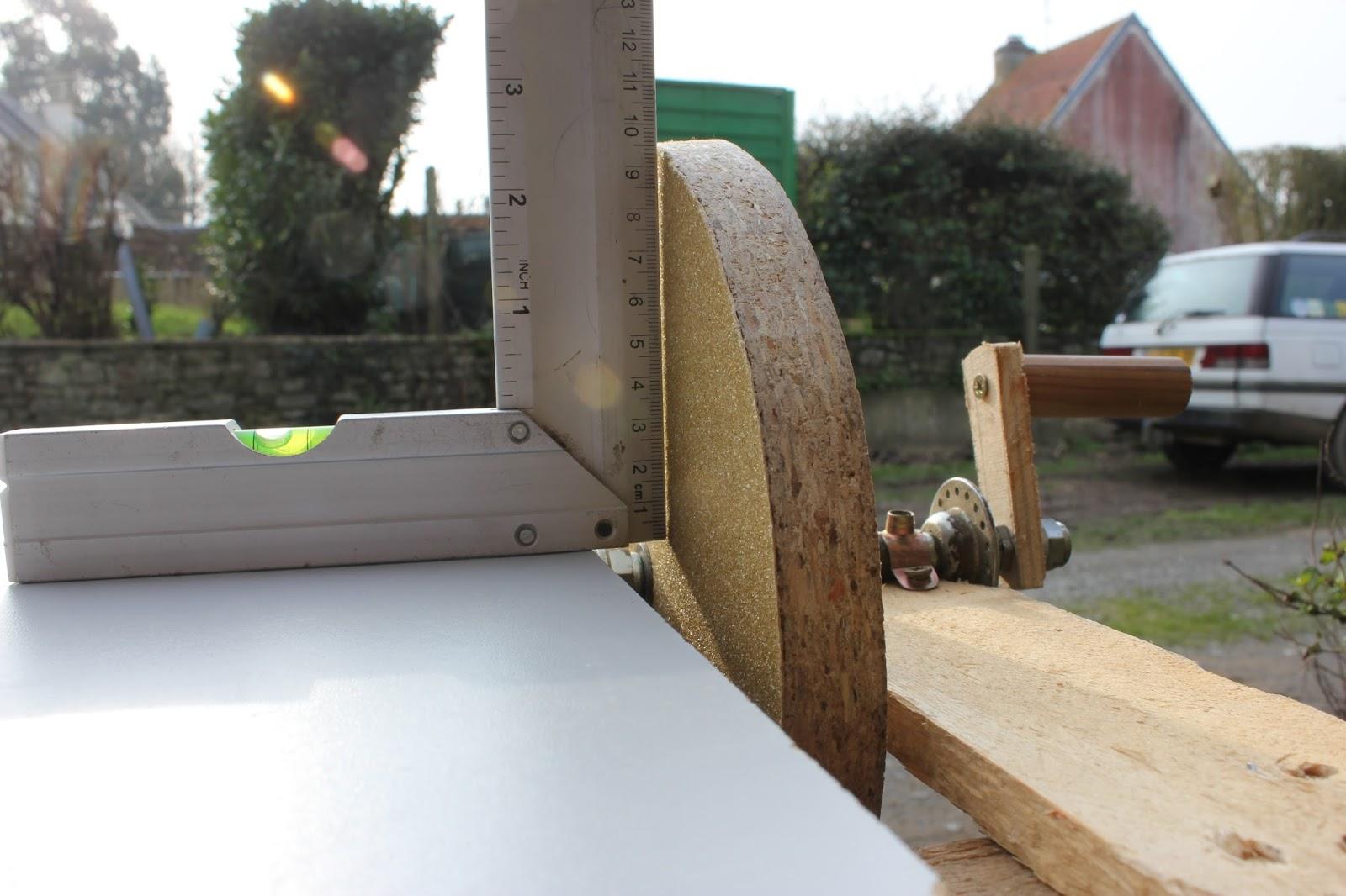 Hand-sander prototype