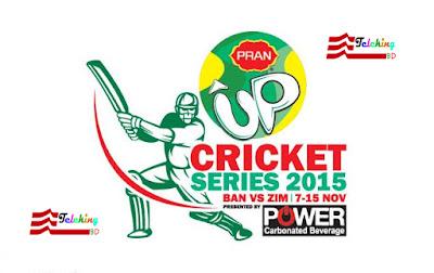 Bangladesh Vs Zimbabwe Series 2015