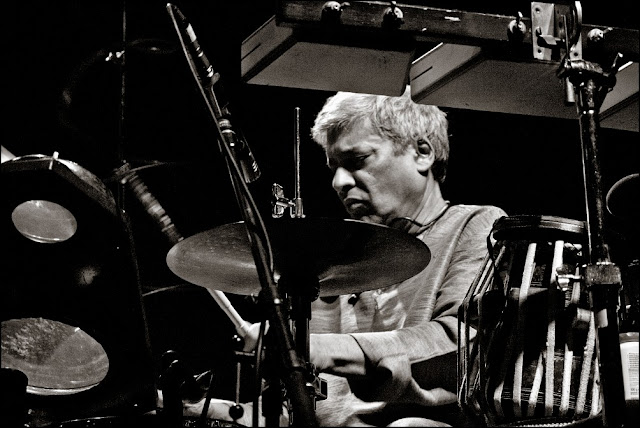 Trilok Gurtu Drums Music