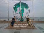 Penghujung Benua Asia Daratan