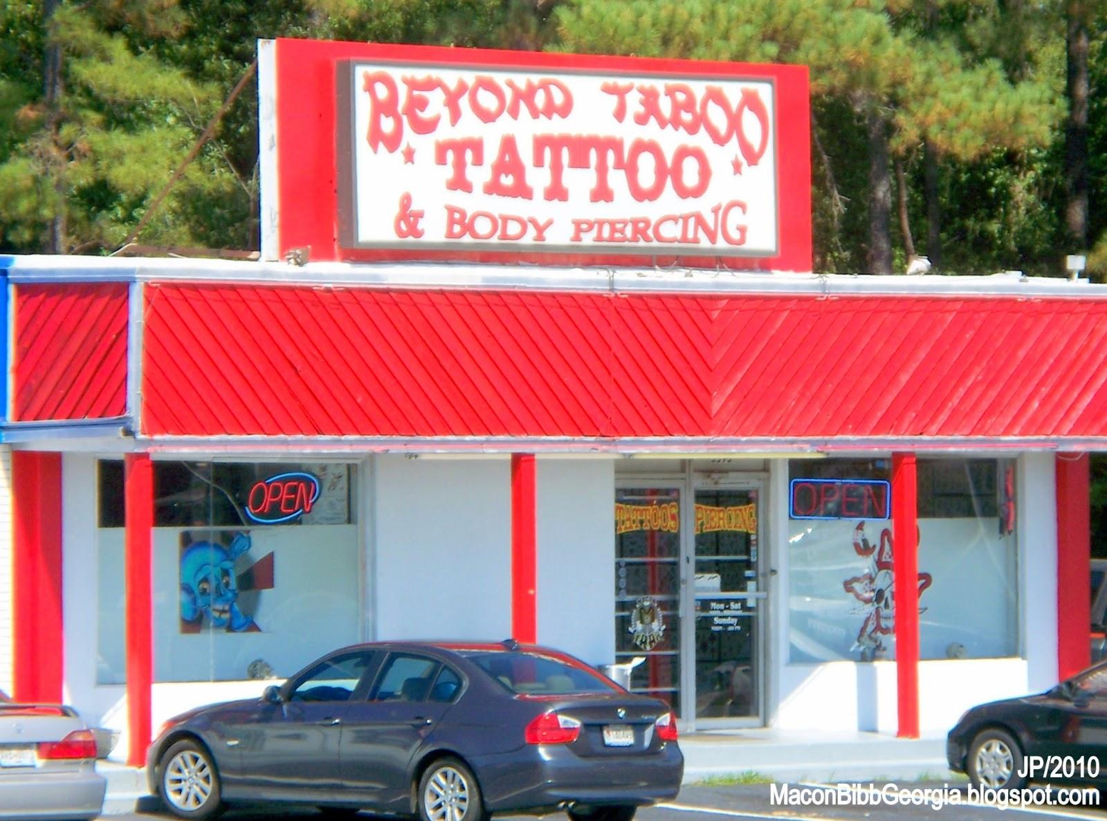 Macon georgia attorney college restaurant dr hospital for Tattoo shops in georgia