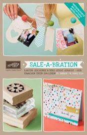 Sale-A-Bration Broschüre 2014