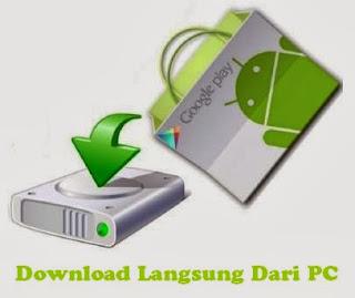 Cara Download File Apk Dari Google Play Lewat PC