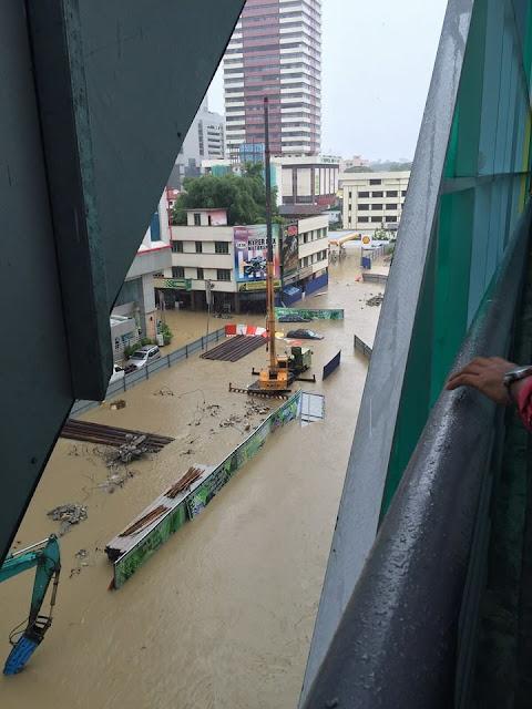 Banjir Di Johor Bahru2