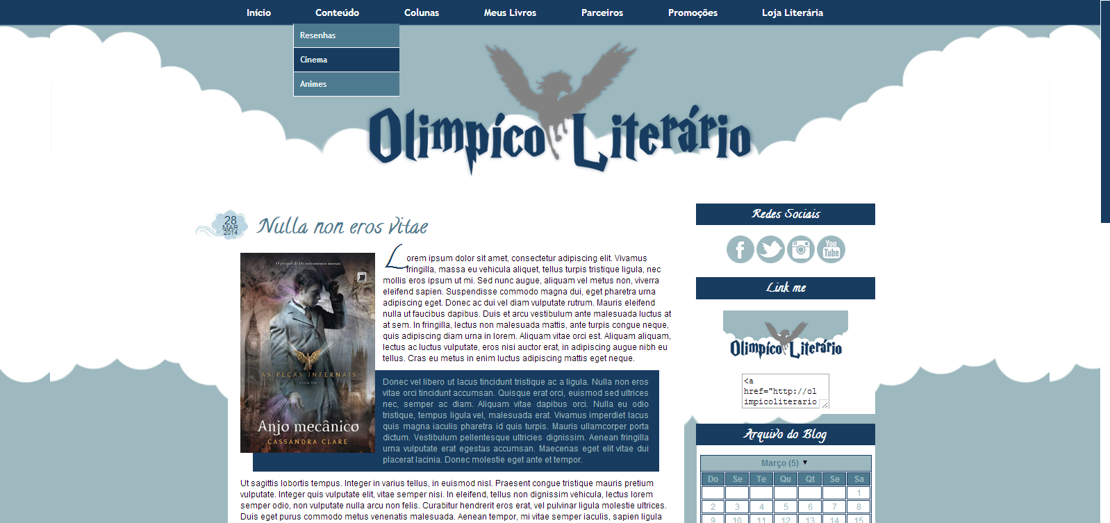 Olímpico Literário (antigo)
