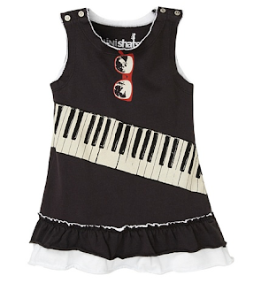 Mini Shatsu Keyboardist Dress