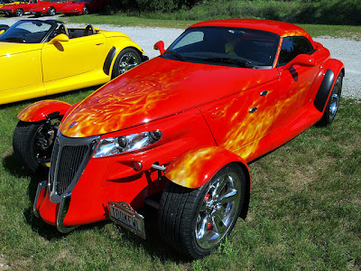 Retro Hot Rod Chrysler Prowler [ www.BlogApaAja.com ]