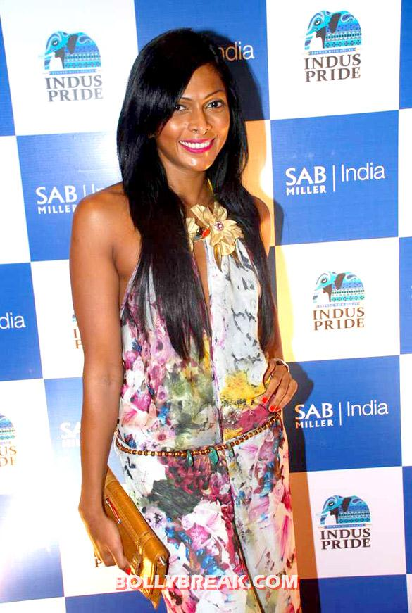 , Gul Panag, Evelyn At Sab Miller India's Indus Pride