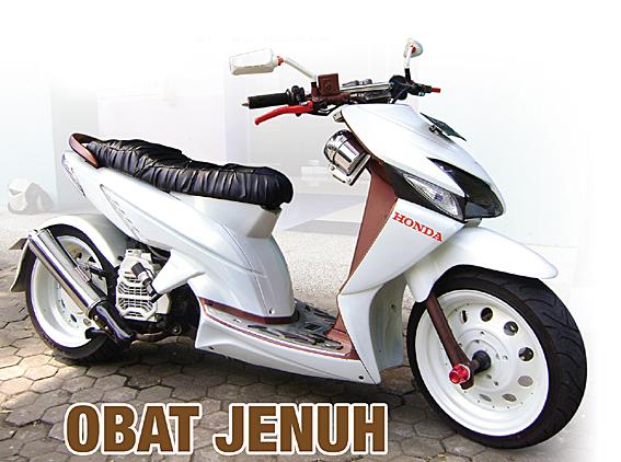 Honda Vario '07 : Penghilang Bosan