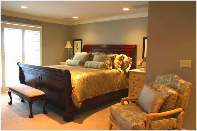 Ideal Home Office Design for Your Master Bedroom | MODERN INTERIOR