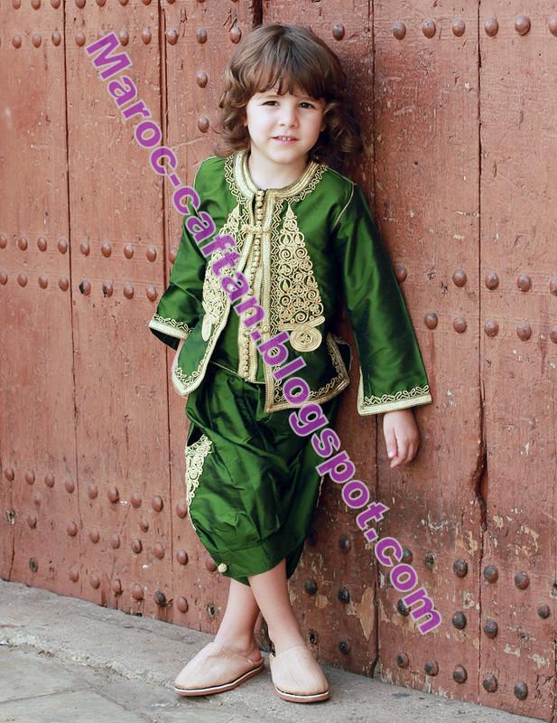 Jabador marocain pour enfants