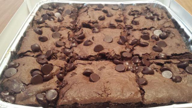 Ershey S Triple Chocolate Brownie