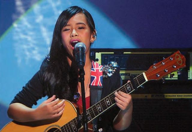 Asia's Got Talent Gwyneth Dorado