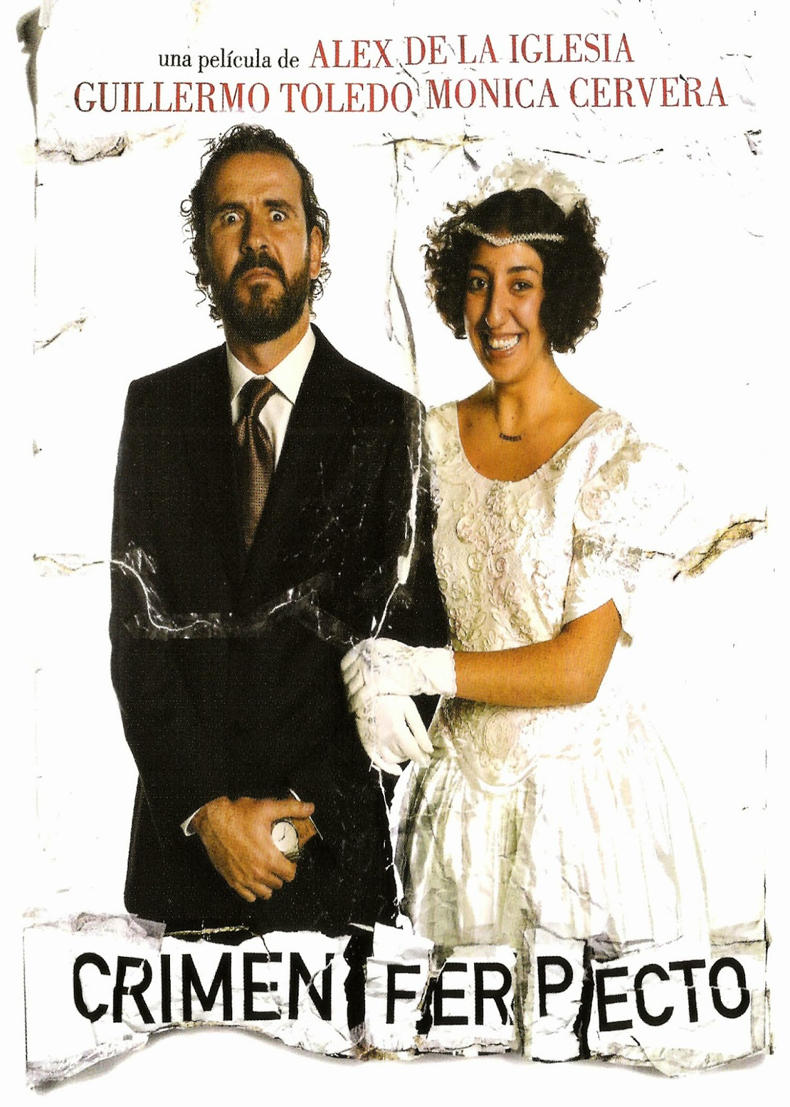Crimen Ferpecto (2004) Comedia