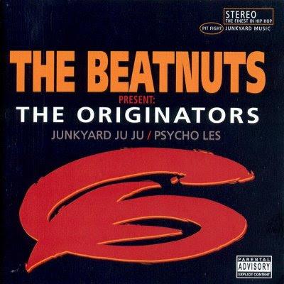 The Beatnuts – The Originators (CD) (2002) (FLAC + 320 kbps)