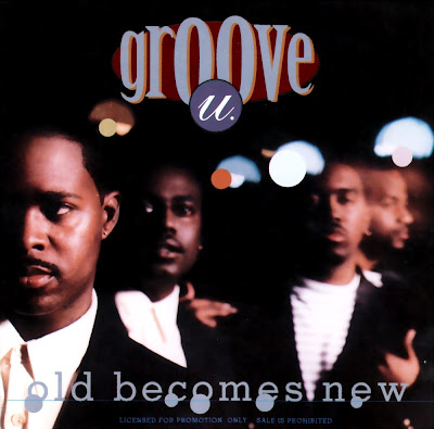 Groove U - Old Becomes New-(Promo_CDS)-1994