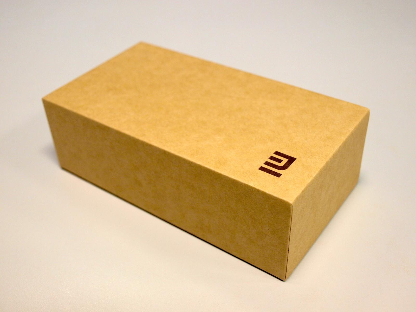紅米手機包裝盒
