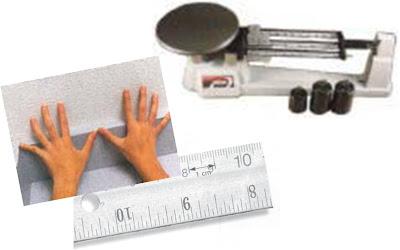 besaran pokok pengukuran adalah proses membandingkan nilai besaran ...