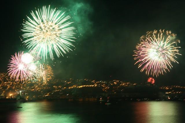 fiestas locales baleares 2013 Fireworks © Daniela Sanchez