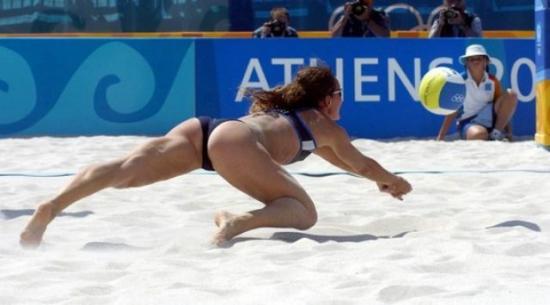 Спортсменки сексуальные фото