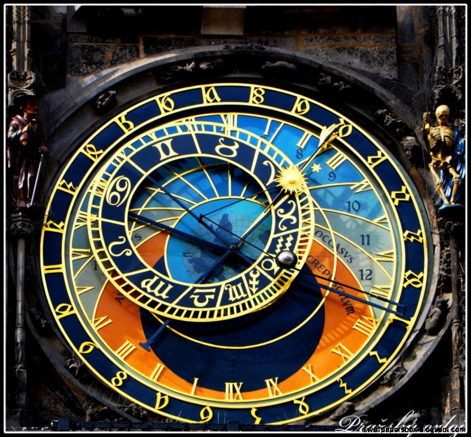 Astronomical Clock in Prague history, figures, legends
