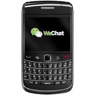 WeChat Kini Dapat Dinikmati Pengguna BlackBerry
