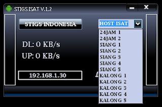 Inject Indosat STIGS V.1.2 13 Agustus 2015