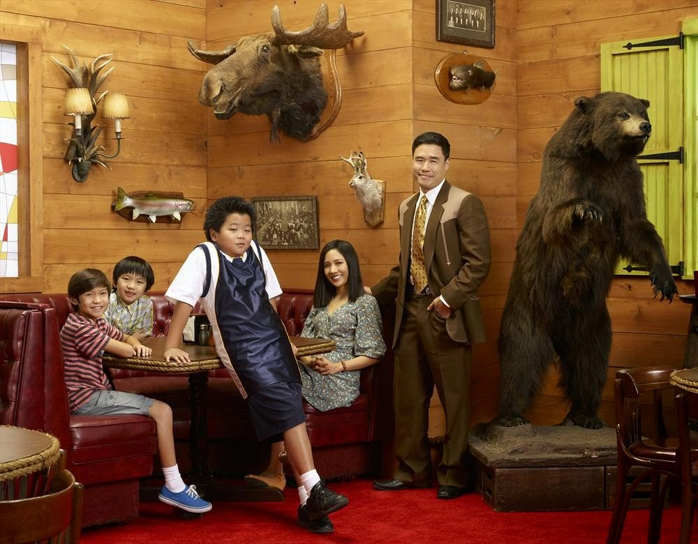 Fresh Off The Boat - Cast Promotional Photos
