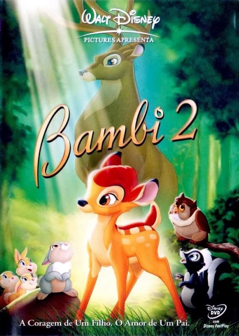 Bambi 2 – Dublado (2006)
