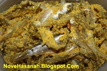 cara membuat dan mengolah ikan sungai dan rawa menjadi iwak samu atau pakasam