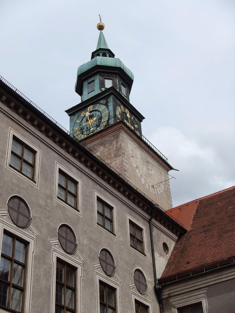 Brunnenhof Munchen Residenz