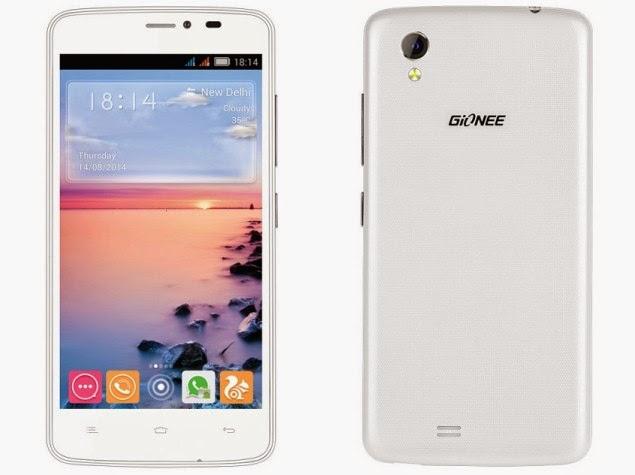Gionee CTRL V4S Smartphone