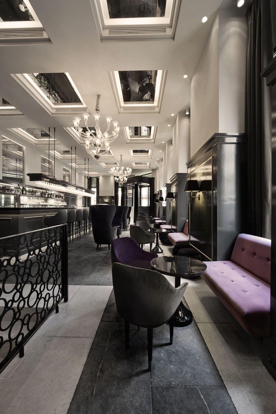 Loveisspeed balthazar champagne bar hotel d for Hotel balthazar