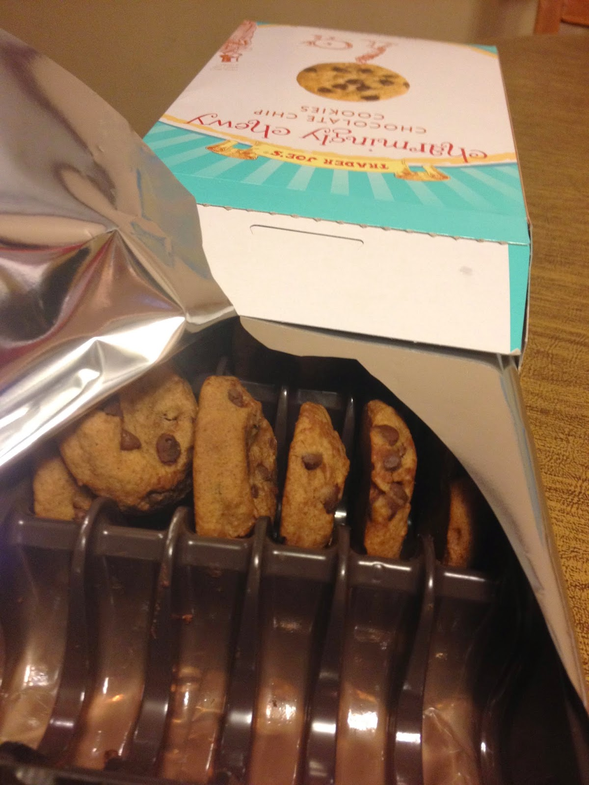 Chicago Foodie Sisters: Trader Joe's Charmingly Chewy Chocolate ...