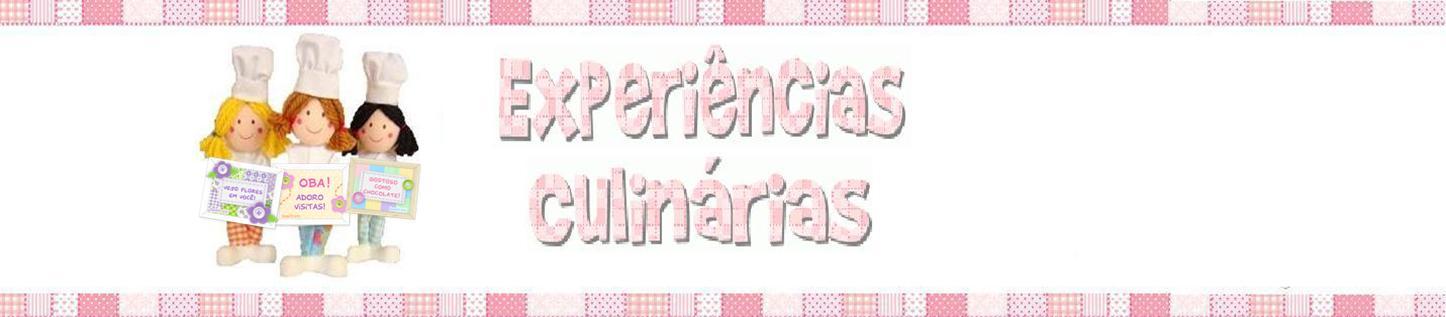 Experiências Culinárias
