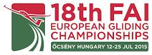 2015年ヨーロッパ選手権ホームページ