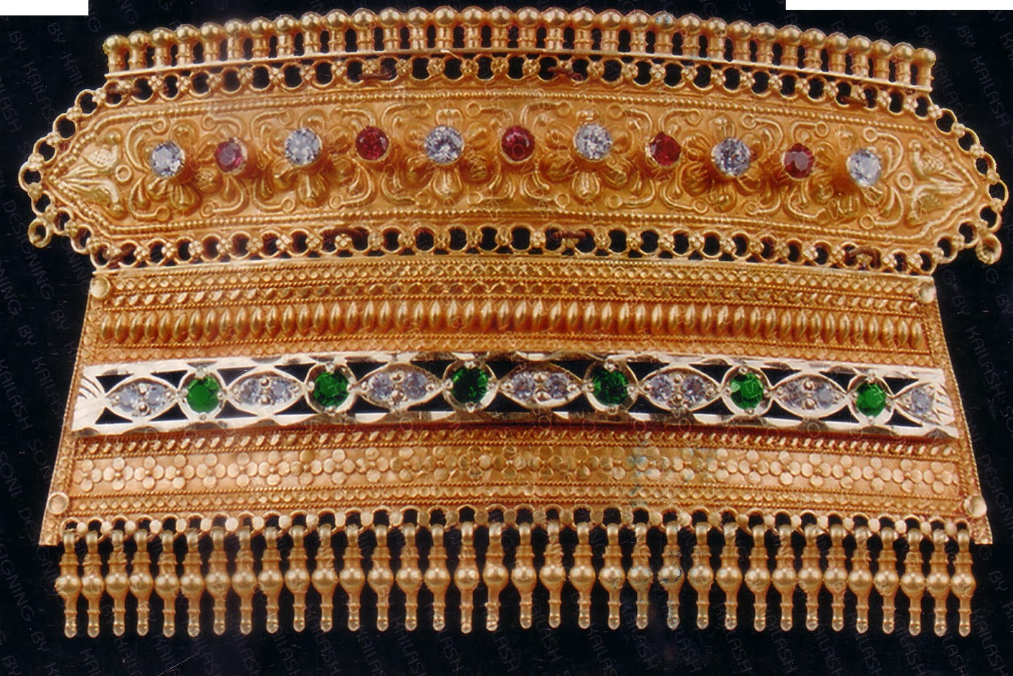 gold Jewellery: Rajputi \