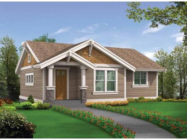 Plano de casa tradicional de 70 metros cuadrados for Piso 70 metros cuadrados