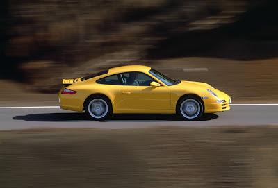 Porsche 911 Carrera 3.8 Coupé, 2005