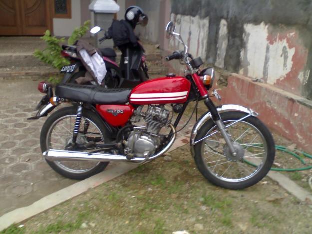 sepeda motor antik surabaya