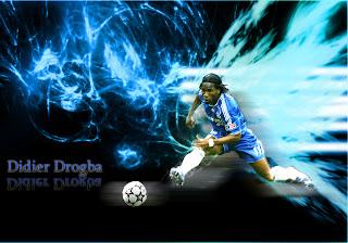 Didier Drogba Chelsea Wallpaper 2011 7