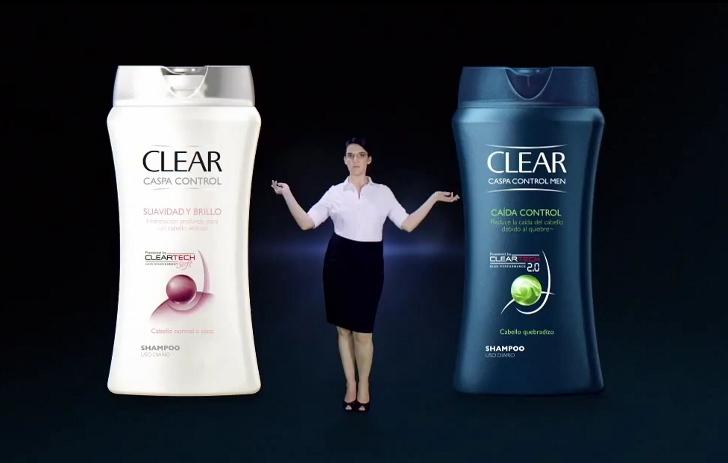 """Top Quand une marque de shampooing nous rejoue """"hommes femmes mode d  HB71"""