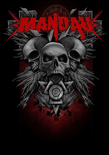 Mandau Band Trash Metal Pontianak Foto Logo Cover Artwork Wallpaper
