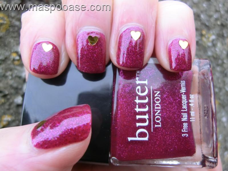 M.A.S.P.O.O.A.S.E. : Valentines Nail Art - Ideas for short nails