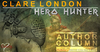 :::Coming Soon::: Clare London ~ Hero Hunter