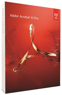 Adobe Acrobat Professional 11.0.8 full XI
