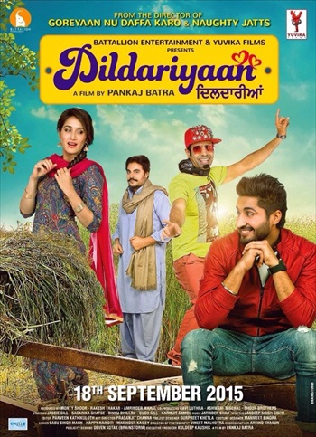Dildariyaan 2015 Punjabi Movie Download